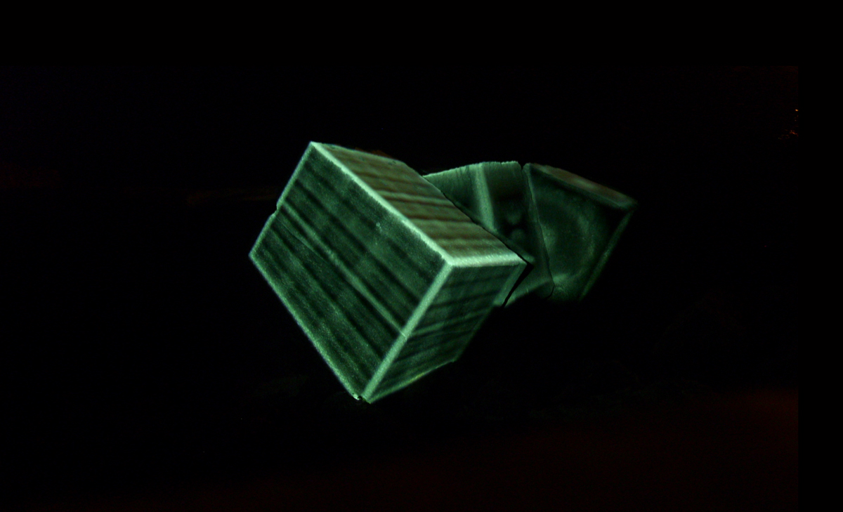 RANDOMNESS CUBES